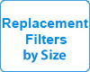 Replacement Cartridge Filters by Size