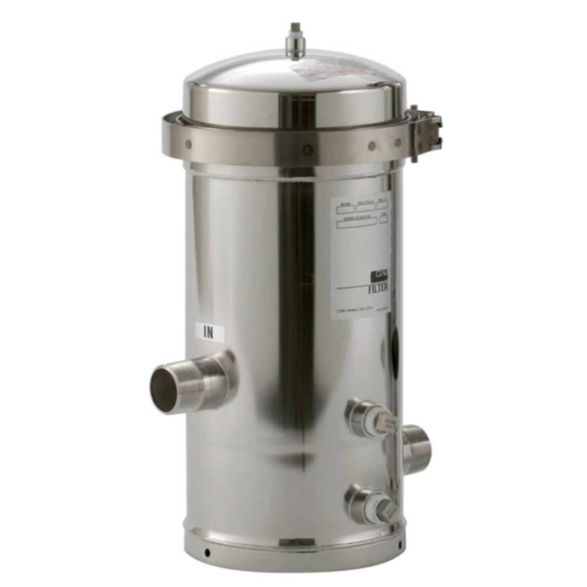 Ss4 Epe 316l 3m Aqua Pure Water Filter System