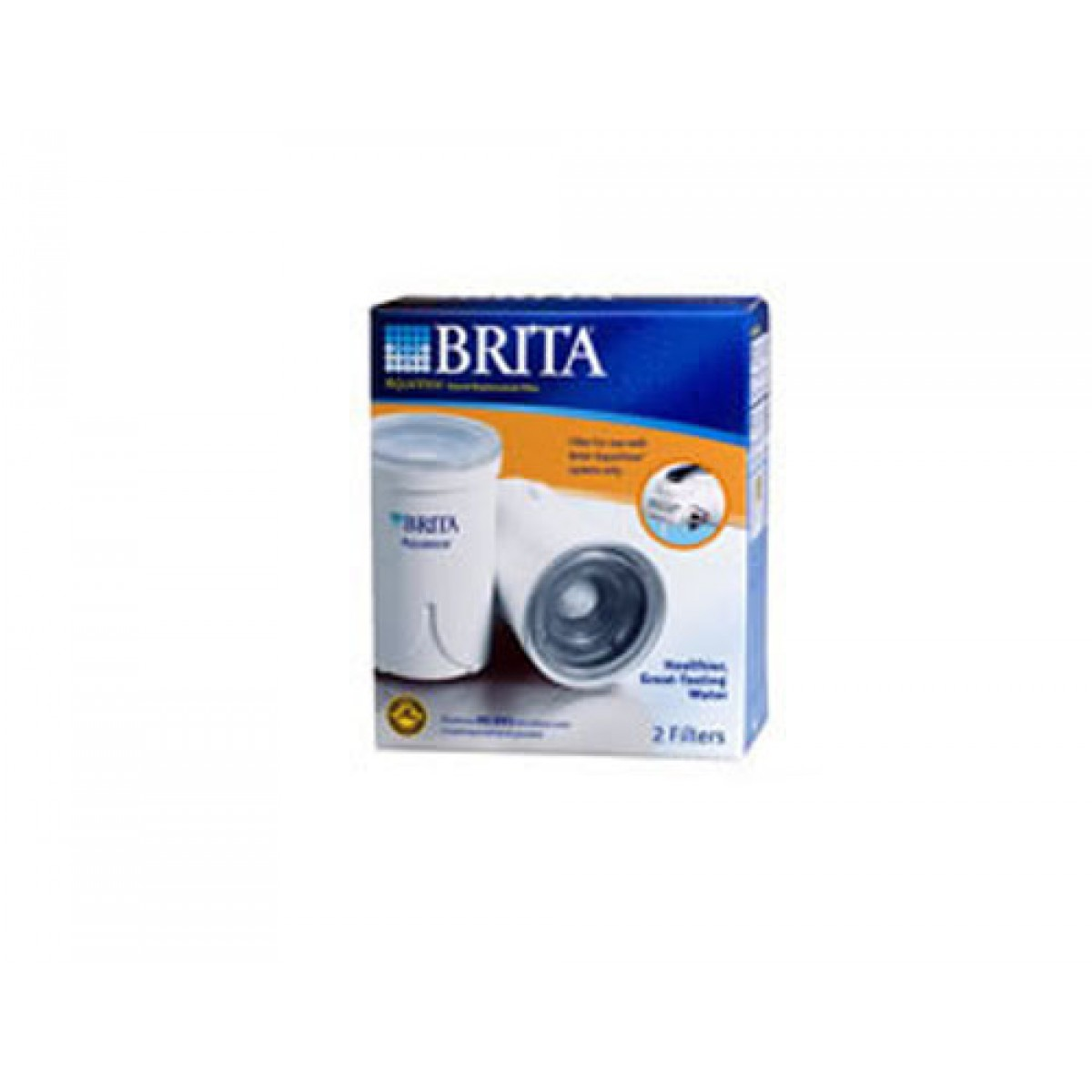 Brita AquaView AVFR-200 42646 Faucet Filter Replacement Cartridge (2 ...