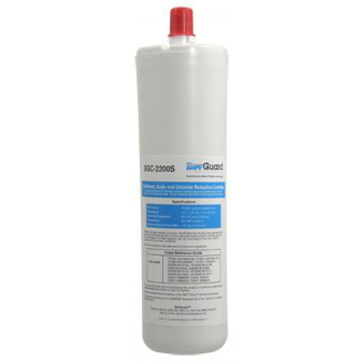 Cfs8812x Cuno Whole House Water Filter Replacement Cartridge