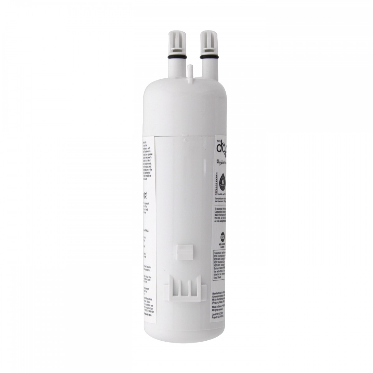 EveryDrop Whirlpool Ice and Water Refrigerator Filter ...