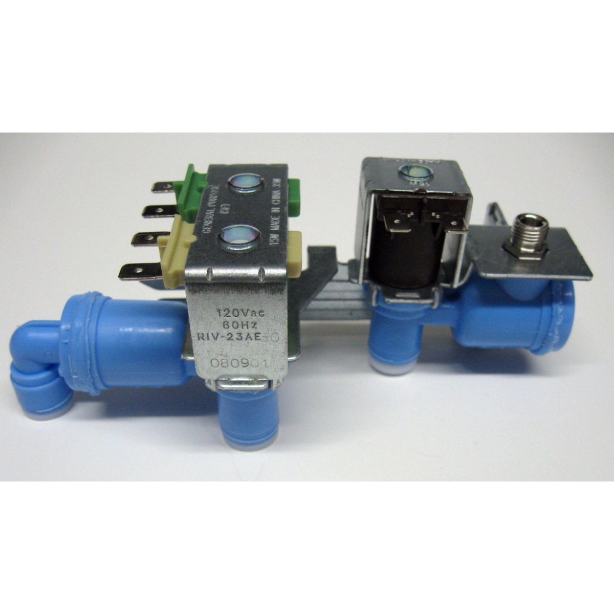 electrolux icemaker water valve