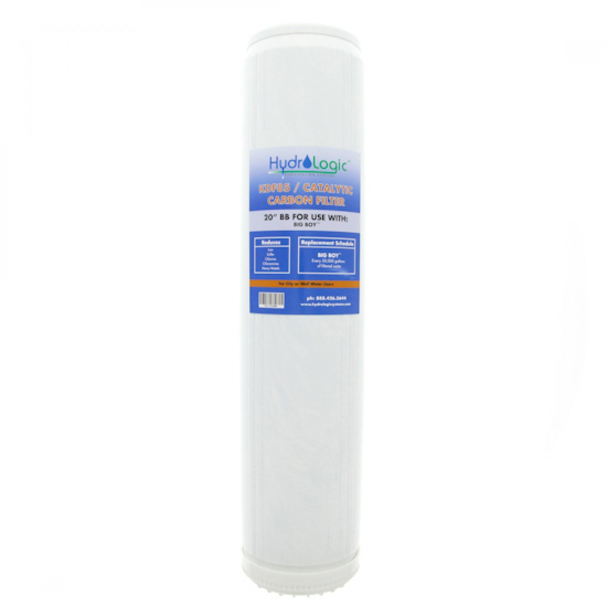 Hydrologic 22070 Bigboy Carbon Filter