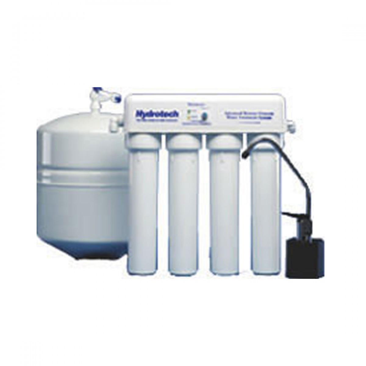 Hydrotech 4vtfc75g Pb Pushbutton Reverse Osmosis Filter System