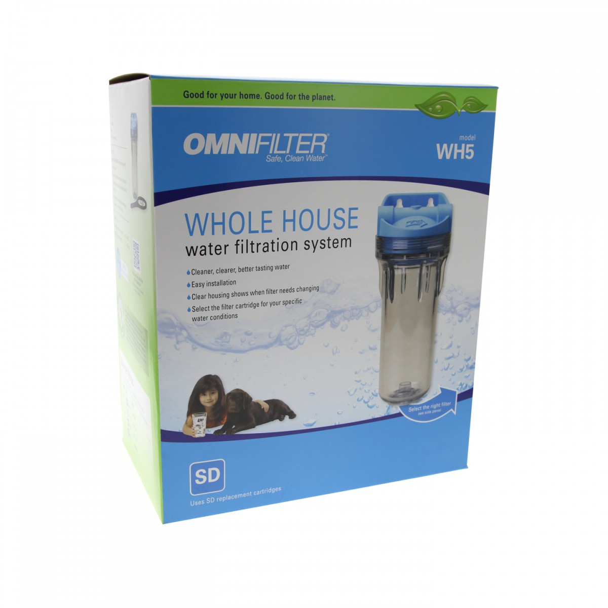 Ob5 S 05 Omnifilter Whole House Water Filter
