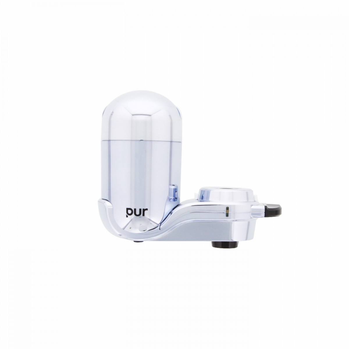 PUR® FM-3700B Vertical Faucet Water Filter System - Chrome