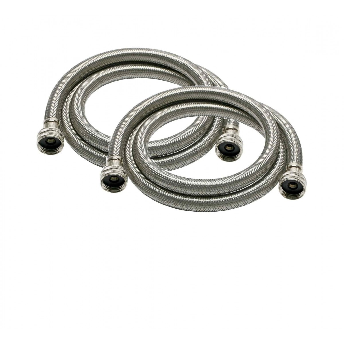 Braided Stainless Steel 6 Foot 3 4 Inch Fgh Fht Washer