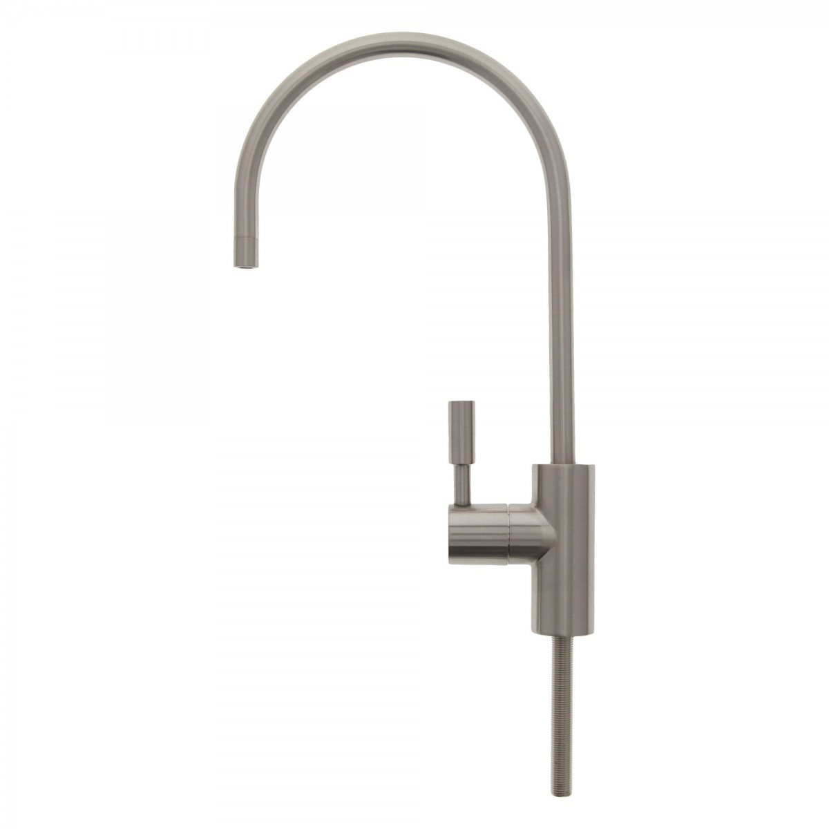 Tier1 Lf Ec25 Bn Contemporary Ceramic Faucet Brushed Nickel