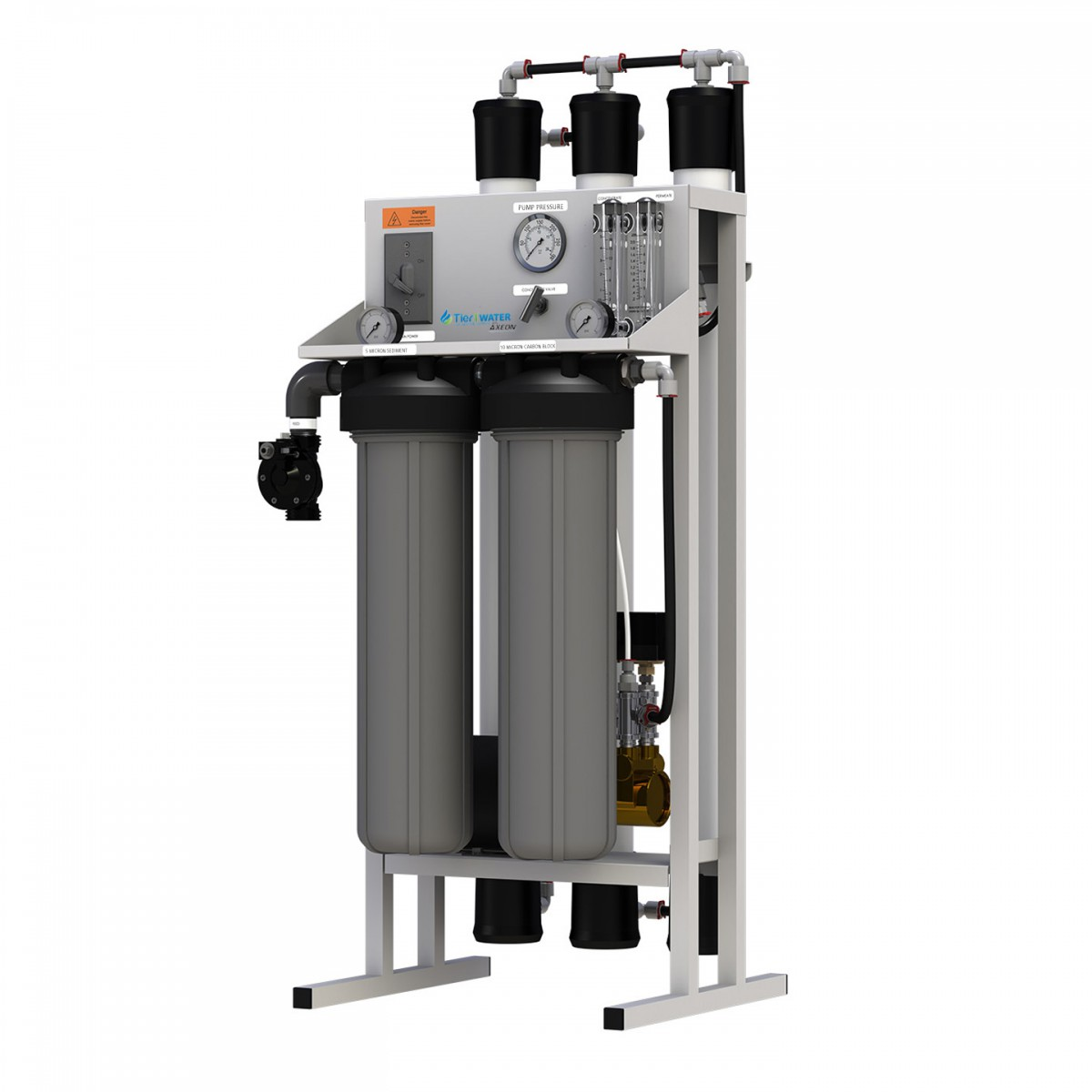 Wh Ro 2000 Whole Home Reverse Osmosis System By Tier1