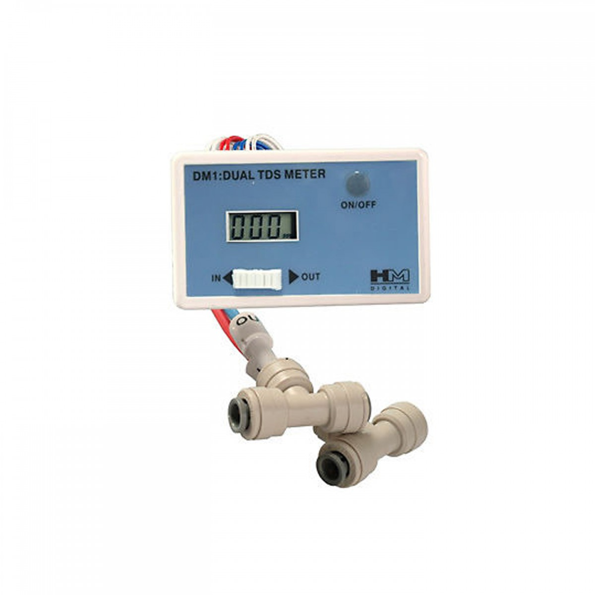 "Inline Ph Tester : Ba tds tier inline monitor "" discountfilterstore"