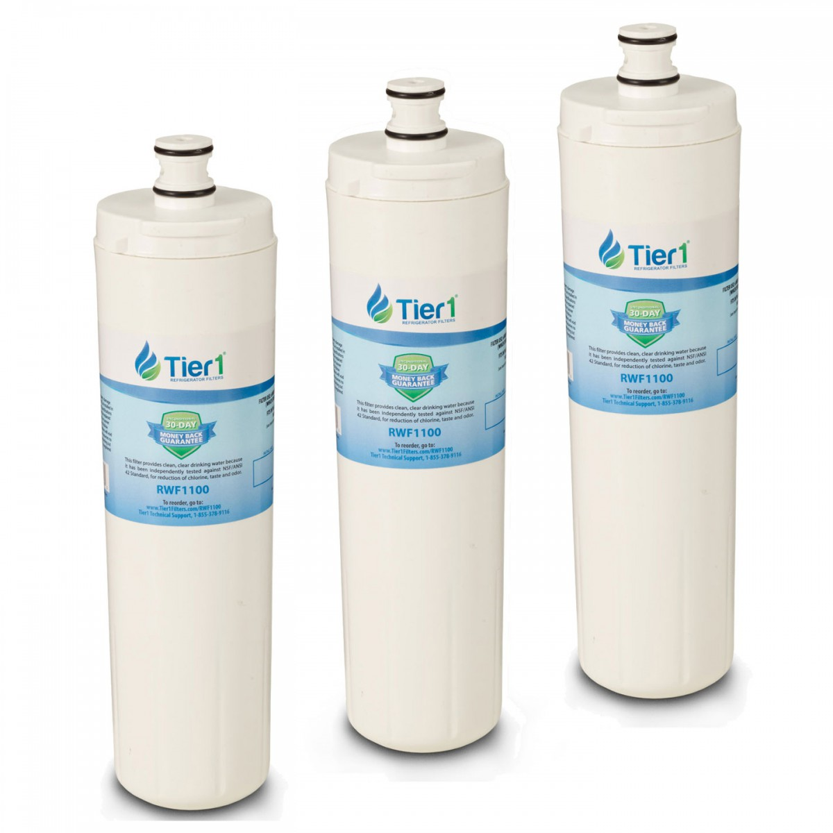 Cs 51 Comparable Refrigerator Water Filter Replacement By Tier1 3 Pack