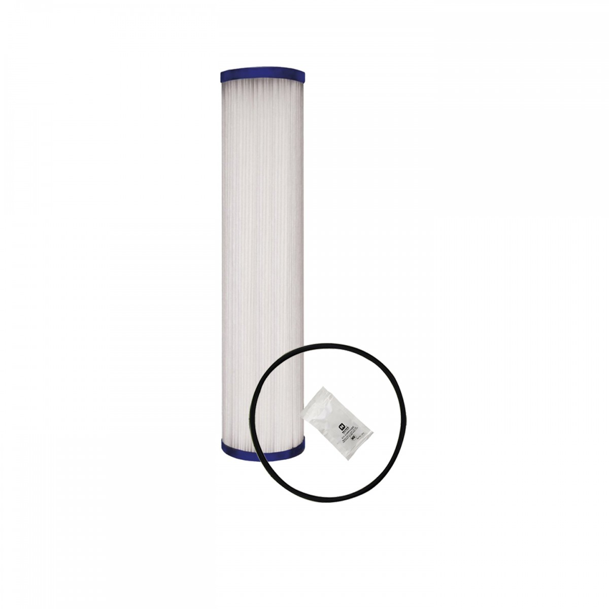 SPC-25-1030 Hydronix Pleated Polyester Filter Cartridge Comparable ...