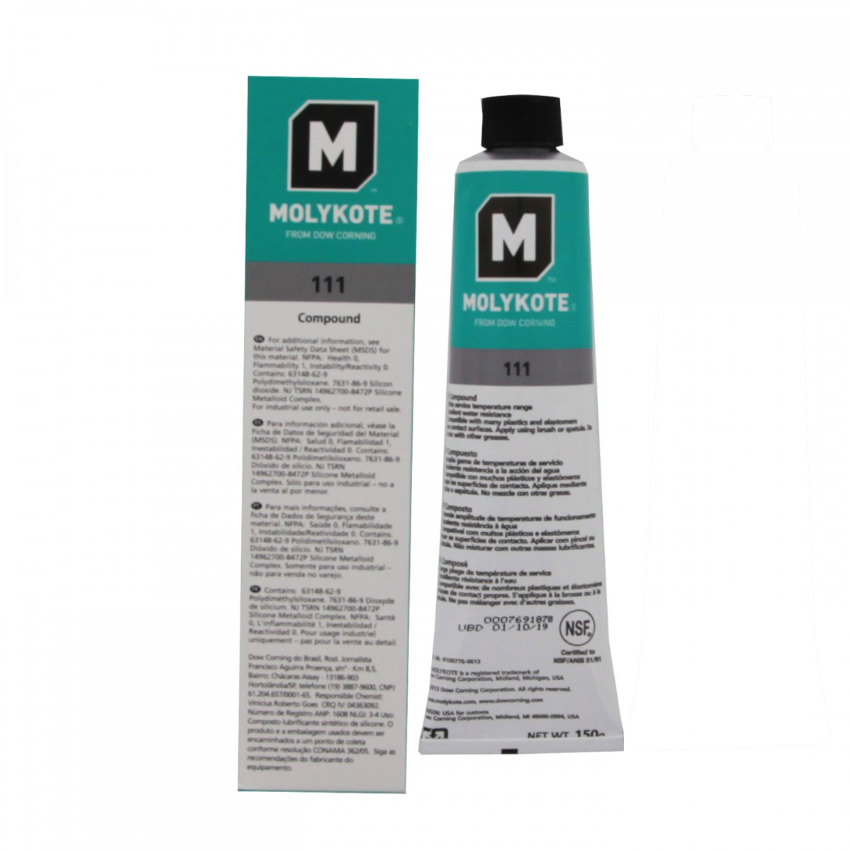 O Ring Lubricant >> Or Lubricant Lg Tier1 Food Grade Silicone O Ring Lubricant