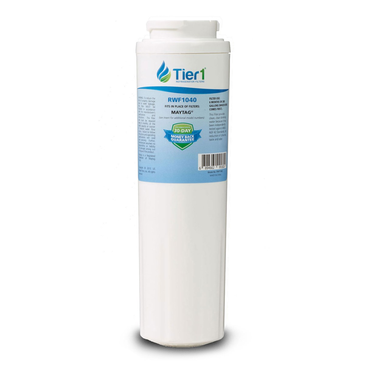 Rf M1 Culligan Replacement Refrigerator Water Filter By Tier1