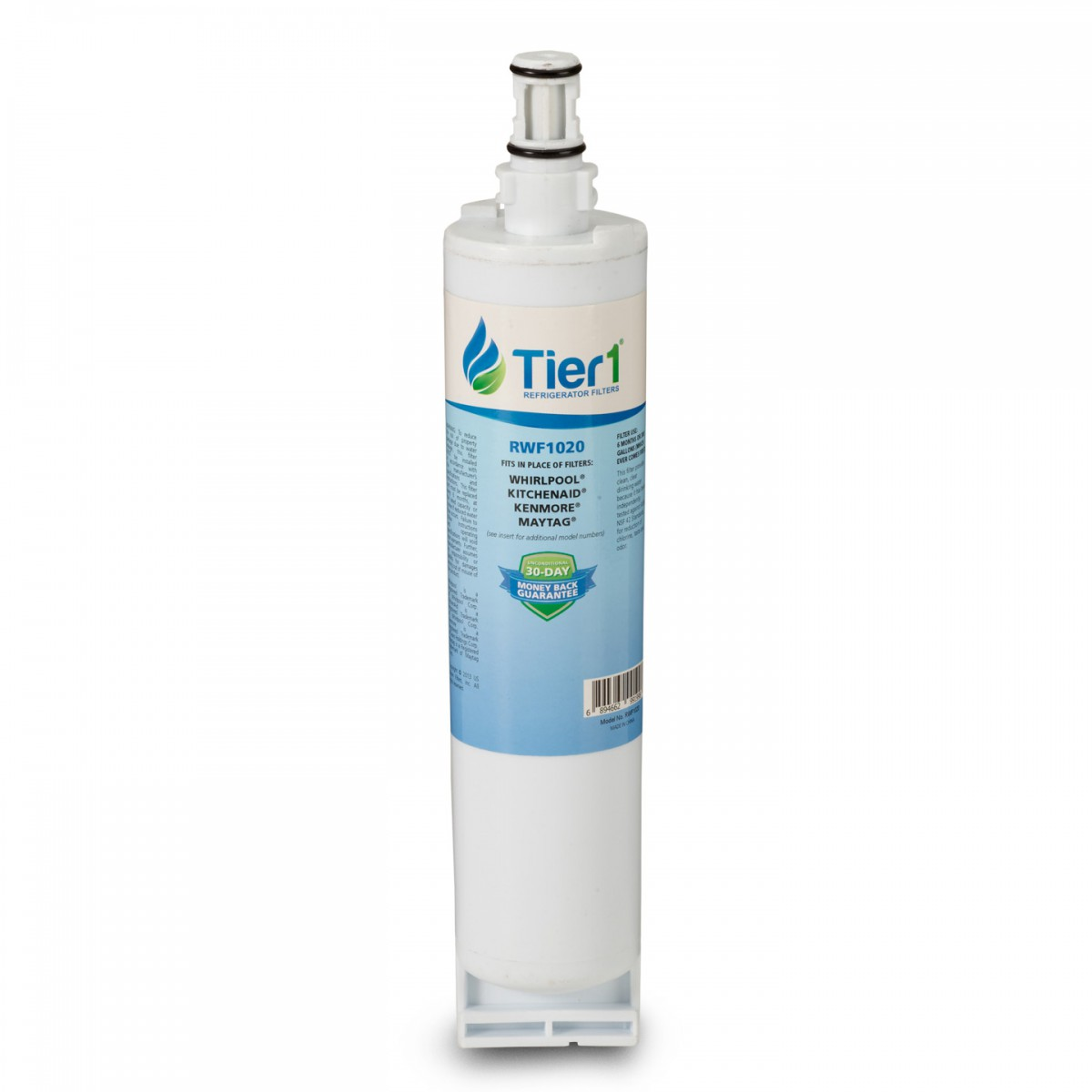 WF-NL240 Whirlpool Refrigerator Water Filter Replacement by Tier1