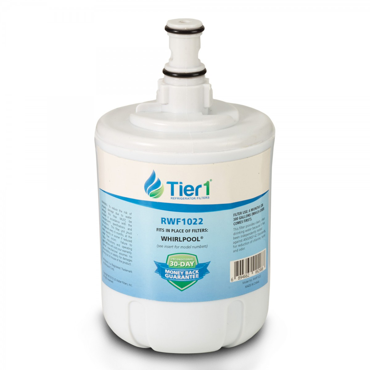 Wfl120v Whirlpool Refrigerator Water Filter Replacement By