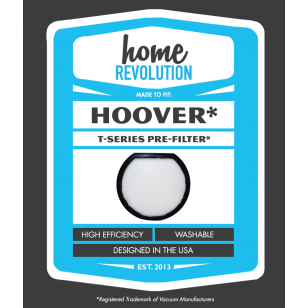 Home Revolution Brand Replacement 101621 Compare to 30393001 Hoover Filter (alternate)