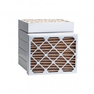 Tier1 1500 Air Filter - 21-1/4 x 23-1/4 x 4 (6-Pack)