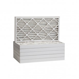 Tier1 1900 Air Filter - 16-1/2 x 21-1/2 x 2 (6-Pack)