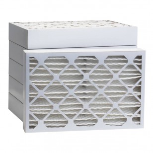 Tier1 1900 Air Filter - 12-1/2 x 24-1/2 x 4 (6-Pack)