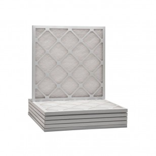 Tier1 500 Air Filter - 21-1/4 x 21-1/4 x 1 (6-Pack)