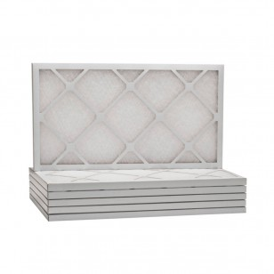 Tier1 500 Air Filter - 20x25x1 (6-Pack)