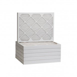 Tier1 500 Air Filter - 20x22x2 (6-Pack)