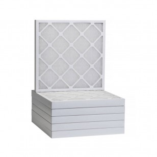 Tier1 500 Air Filter - 21-1/2 x 21-1/2 x 2 (6-Pack)