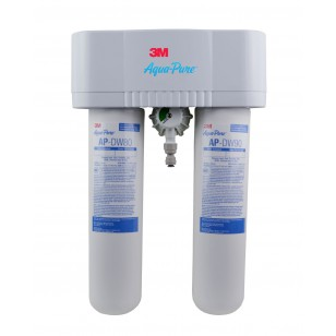 3M Aqua-Pure APDWS1000 Undersink Water Filter System