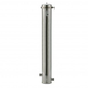3M Aqua-Pure SS24 EPE-316L Whole House Stainless Steel Filter Housing