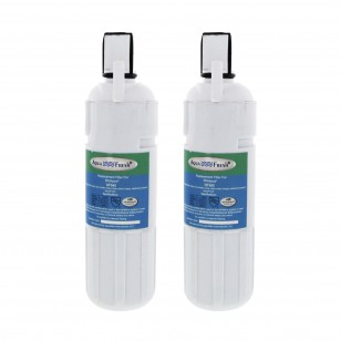 W10413645A Whirlpool EveryDrop EDR2RXD1 (Filter 2) Comparable Refrigerator Water Filter Replacement by AquaFresh (2-Pack)