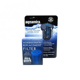 67001 Aquamira Water Bottle Replacement Filter Cartridge