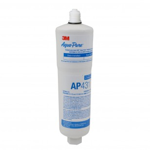 3M Aqua-Pure AP431 Inline Filter Replacement Cartridge
