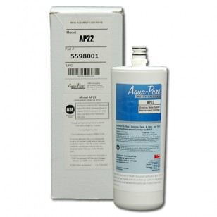 3M Aqua-Pure AP22 Under Sink Water Filter