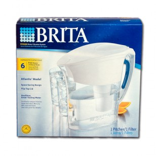 42412 Brita Atlantis OB32 48-Ounce Water Pitcher