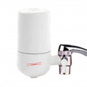 CQE-FM-00500 Crystal Quest Faucet Filter (White)