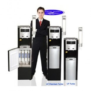 CQE-WC-00906 Crystal Quest Water Cooler