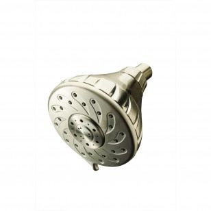 S-W100-BN Culligan Wall Mount Filtered Showerhead (Brushed Nickel)