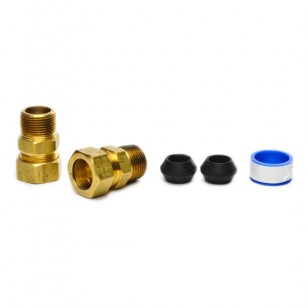BF-34 Culligan Brass Fitting Kit