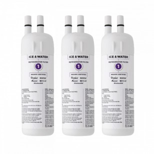 EveryDrop Whirlpool Ice and Water Refrigerator Filter Filter 1 (3-Pk)