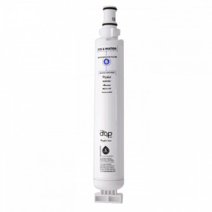 4396701 Whirlpool EveryDrop EDR6D1 Refrigerator Water Filter (top-freezer, quarter-turn, in-the-grille) Whirlpool Refrigerator Water Filter