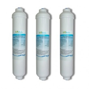 Aqua-Pure AP717 Comparable Refrigerator Filter by EcoAqua (EFF-6035A) (3-Pack)