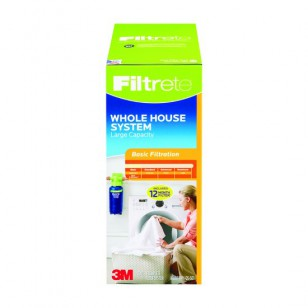 4WH-QS-S01 Filtrete Whole House Filter System