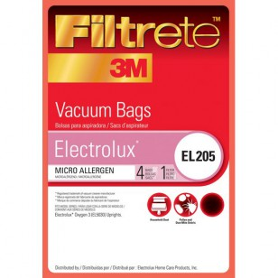 67709 Filtrete Electrolux EL-205 Vacuum Bags and Filter (4 bags / 1 filter)