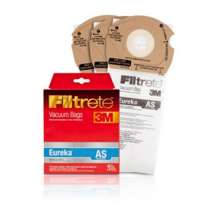 67726 Filtrete Eureka AS Vacuum Bags (3-Pack)