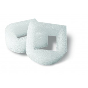 Drinkwell PAC00-13711 Pet Fountain Foam Filter (2-Pack)