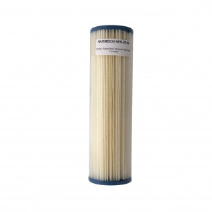 WB-20-W Harmsco Pleated Commercial Water Filter Cartridge