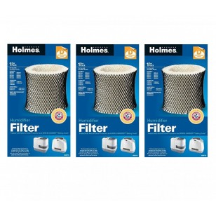 Holmes HWF75PDQ-U Humidifier Wick Filter (3-Pack)