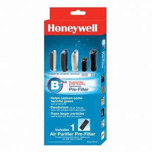 HRF-B1 Honeywell Household Odor and Gas Reducing Pre-filter