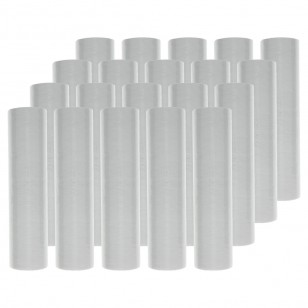 Hydronix SDC-25-1020 20-Pack Whole House Replacement Sediment Filter Cartridge